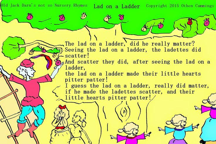 Othen's Poetry: Old Jack Darn's not so Nursery Rhymes