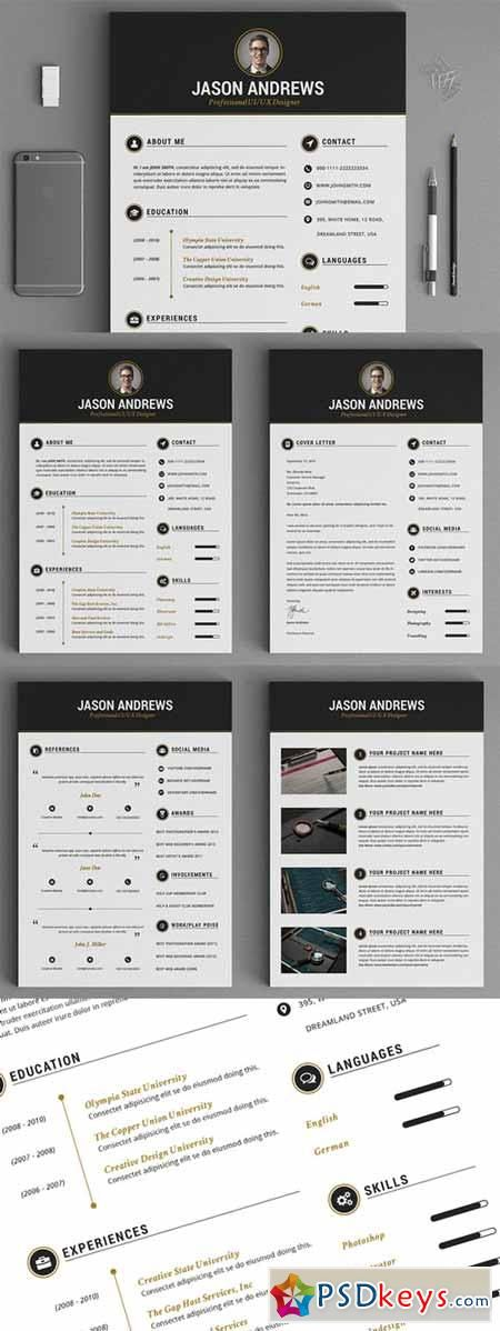 The 25+ best Job resume format ideas on Pinterest Cv format for - resume formats for freshers download