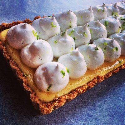 Sødt og syrligt i skøn forening! Denne klassiske tærte er importeret fra Key West i Florida og er en forfriskende fristelse i sommervarmen.