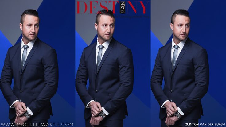 Destiny Man Power 40 Featured Today: Quinton Van Der Burgh