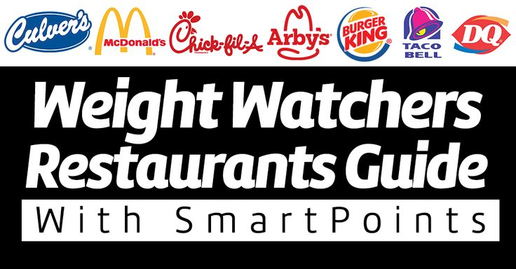 Heading out to find a Weight Watchers Fast Food choice under 10 Smart Points may sound impossible, but it isn't. While 10 points for one meal is a bit heavy, you will find this list