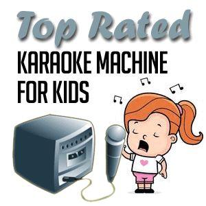 karaoke machine for toddlers