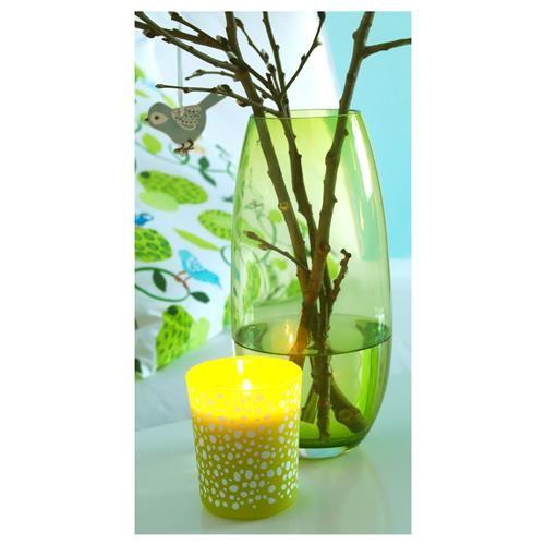 PASKYNDA αρωματικό κερί σε ποτήρι, διάφορα χρώματα - IKEA