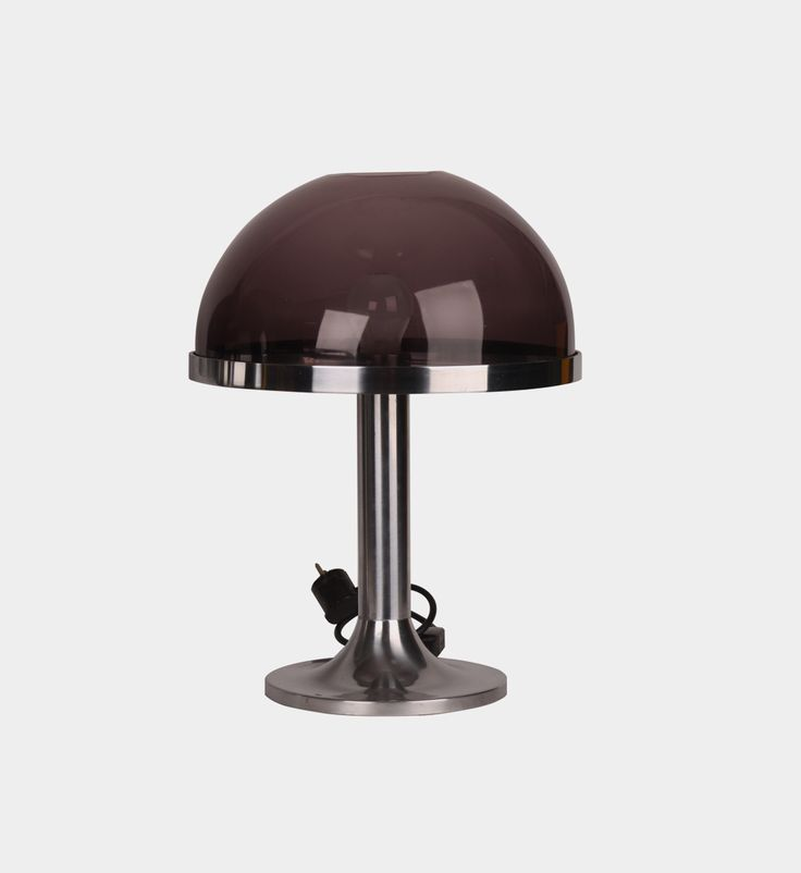Table lamp, 1950s/1960s Germany   #forform #vintage #vintagelamps #lamps