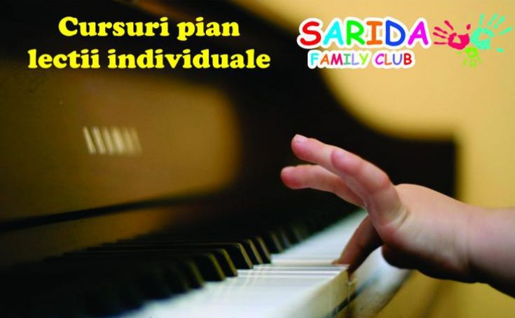 Curs pian copii