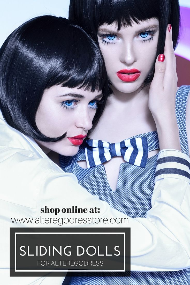 #SLIDINGDOLLS for #alteregodress Check out the latest fashion trends. Shop Online only exclusive luxury woman's wear!  Go on www.alteregodresstore.com