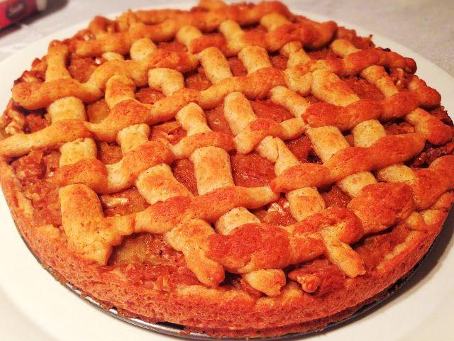 Fit Kızın Yemek Kitabı: Elmalı hafif turta - 308 kkal/100g