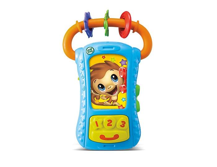 Leapfrog: Lil Phone Pal  Language: English  Age: 6 - 18 months  UPC: 708431192225