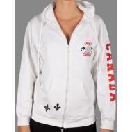 Kangourou - Cheer Canada   http://kicksathleticks.lightspeedwebstore.com/14pf03-950000k1-8ay-kangourou-veste-cheer-canada/dp/1000000076