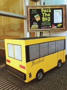 "Meydenbauer Center needs your help to ""pack the bus!"" From July 28-August 22, we will be hosting a community-wide supply drive to collect items for students in the Tukwila School District. Check out our latest blog post to see how you can get on board: #PackTheBus #SchoolSupplyDrive"