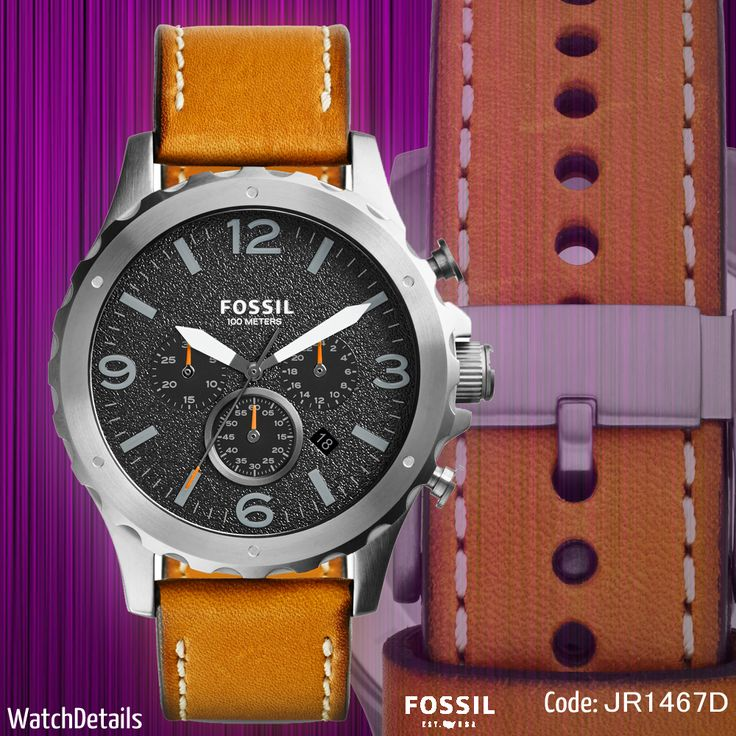Read More Watches Men's Nate Chronograph JR1467 http://www.watchdetails.com/2015/01/watches-mens-nate-chronograph-jr1467.html #watches #watch #style #fashion
