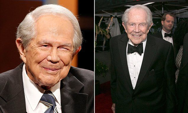 Televangelist Pat Robertson expected to recover after suffering stroke