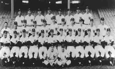 1952 World Champions  New York Yankees