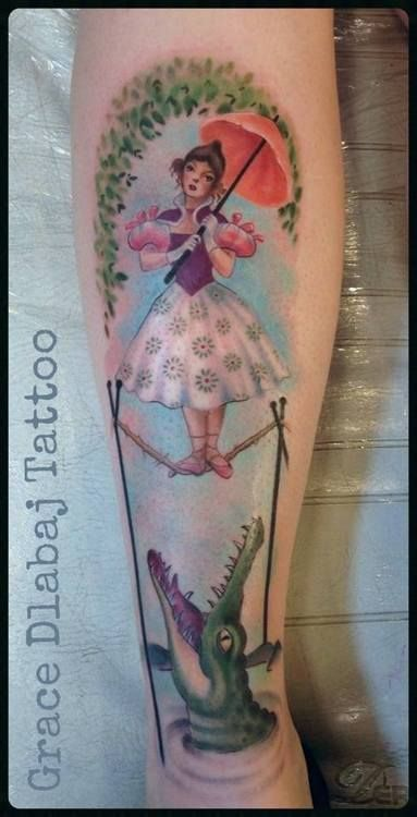 35 Totally Magical Disney Tattoos - Neatorama