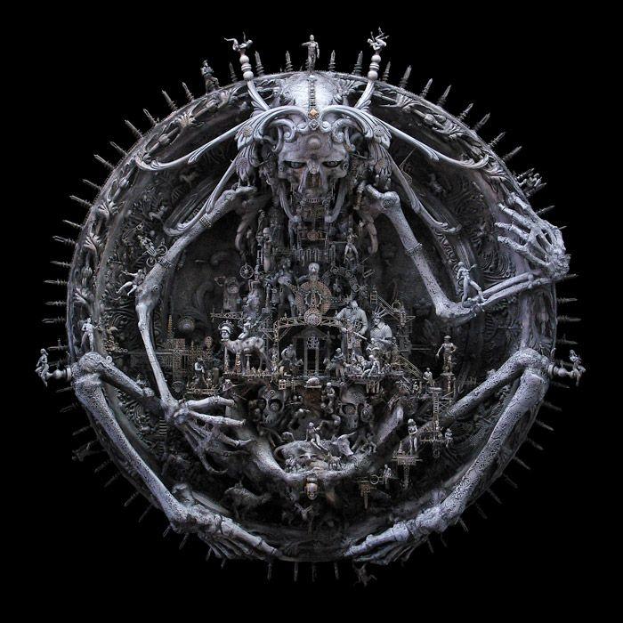 Kris Kuksi: Sculptor of Beautiful Nightmares