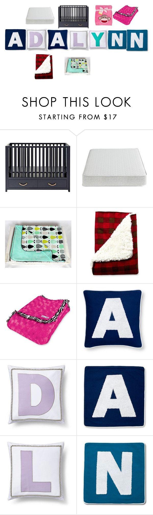 Adalynn's Bed Design, Trend lab, Clothes design