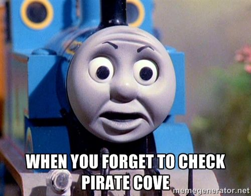 Thomas Meme #2 by FNaF-Crazed on DeviantArt
