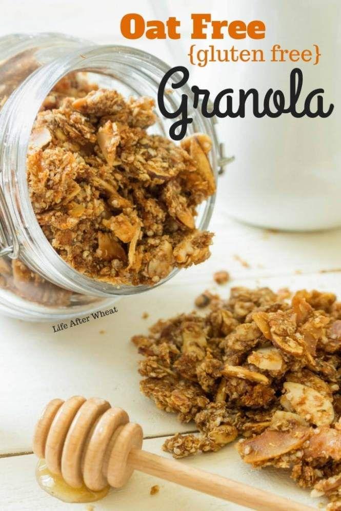 Finally An Oat Free Granola That Actually Tastes Like Granola