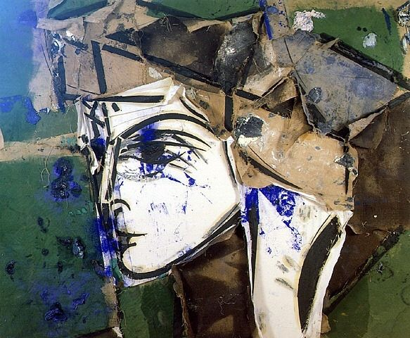 Valdes, Manolo (1942- ) - 2005 Jacqueline III (Private Collection)