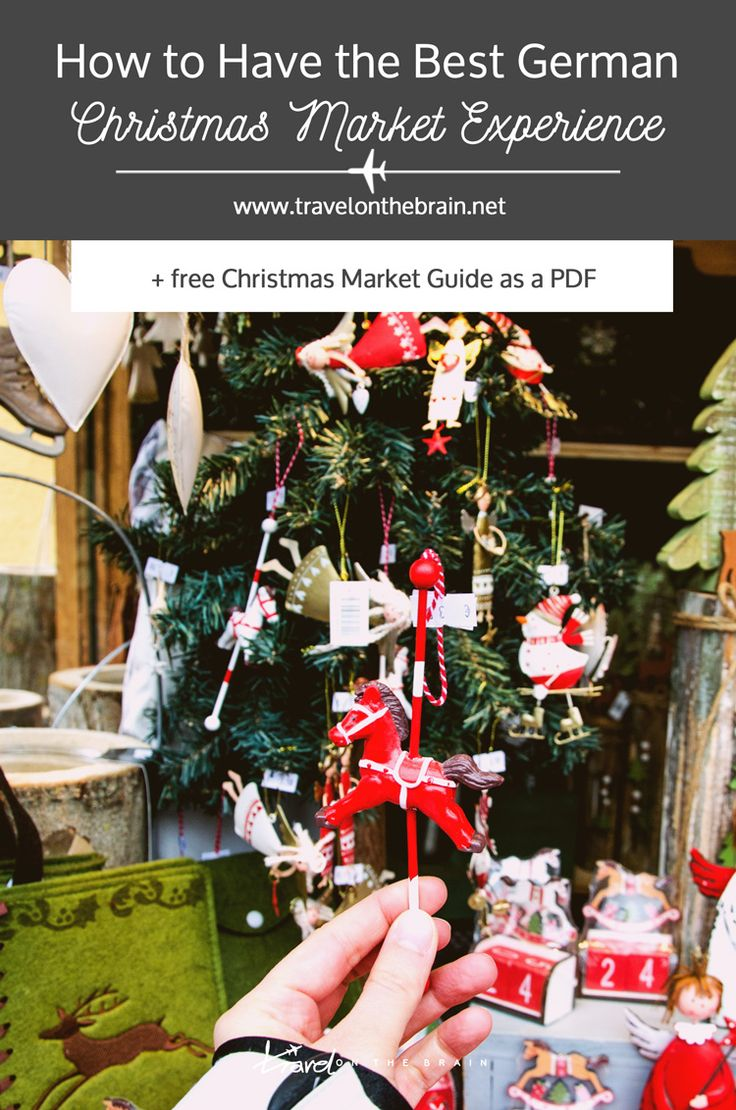 German christmas window decorations - How To Have The Best German Christmas Market Experience Free Guide