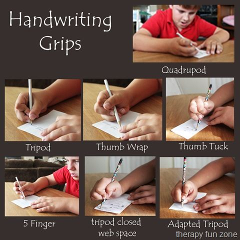 handwriting grips- Pinned by SOS Inc. Resources @Christina Childress & Porter Inc. Resources http://pinterest.com/sostherapy.