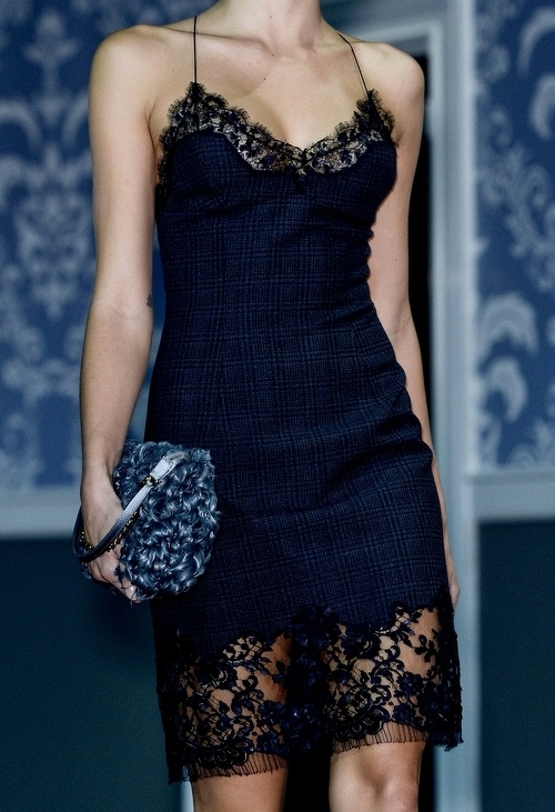 Lingerie Inspired Fashion. Lingerie as Outerwear ...