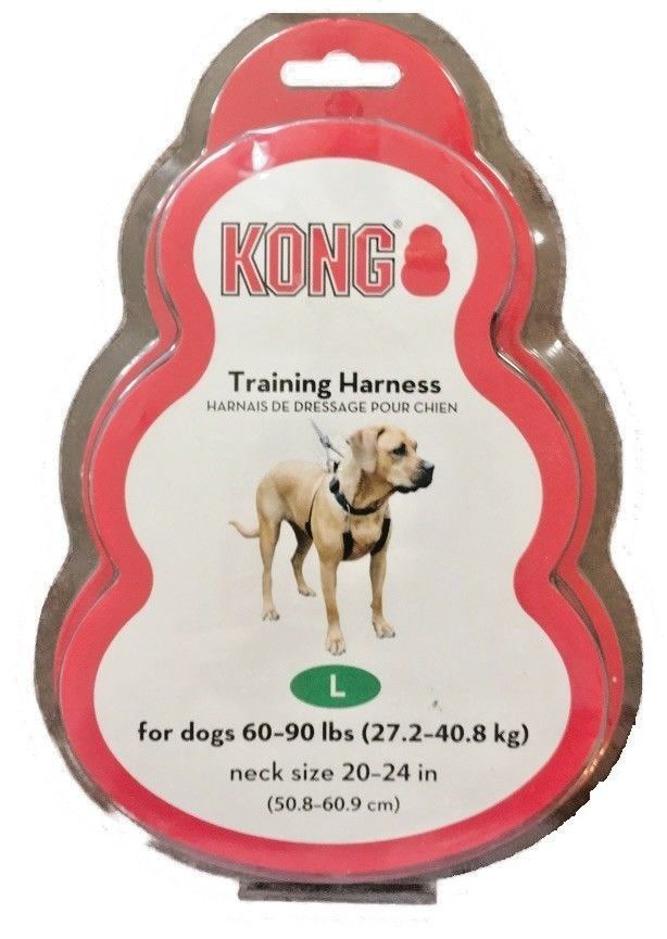 Kong Training Harness (For Dogs 60 - 90 lbs) Neck 20 - 24 Size Large