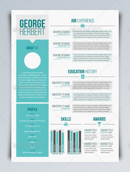 81 best CeeVee images on Pinterest Colors, Job resume and Design - resume personal trainer