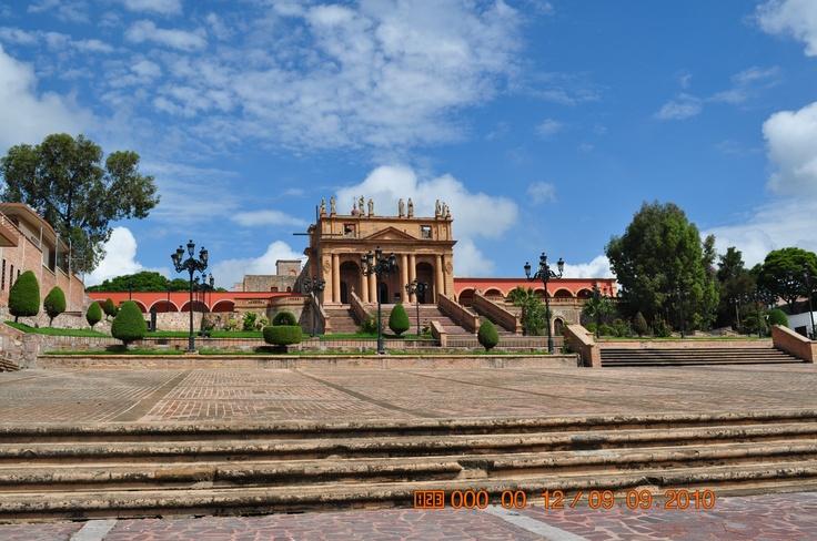 Templo Calvario, Lagos de Moreno, Jalisco