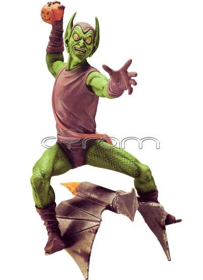 The Green Goblin (dt. Grüner Kobold) Vinyl #Modellbausatz im Maßstab 1:6 von #Horizon (http://www.cyram-entertainment.de/shop/products/Modellbau/Superhelden/Marvel-Helden/The-Green-Goblin.html) #thegreengoblin #dergruenekobold #comicfigur #comic #spiderman #marvel
