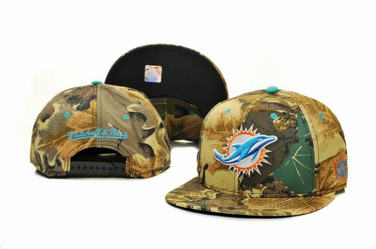 Cheap Snapbacks NFL Camo Mitchell And Ness Miami Dolphins Hats 052 8348! Only $8.90USD