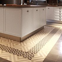 Terrific Tile Designs For Kitchen Floors Images   Ideas House .