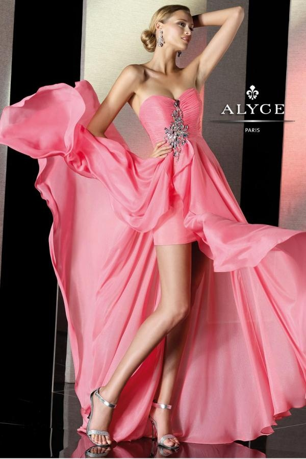 87 best High Low Hem Dresses images on Pinterest | Party wear ...