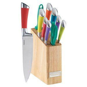 Cuisinart 11-Piece Classic Cutlery Block Set
