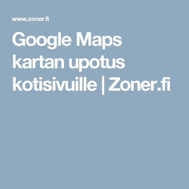 Tässä kirjoituksessamme käymme läpi ohjeen, kuinka Google kartan saa lisättyä kotisivuille tai blogiin.  Google kartta kannattaa usein lisätä suoraan Googlen oman valmiin upotuskoodin avulla ja välttää erilaisten lisäosien asentamista tarkoitusta varten. Tarpeettomien lisäosien käyttöä kotisivuilla kannattaa välttää, jo puhtaasti tietoturvasyiden takia.
