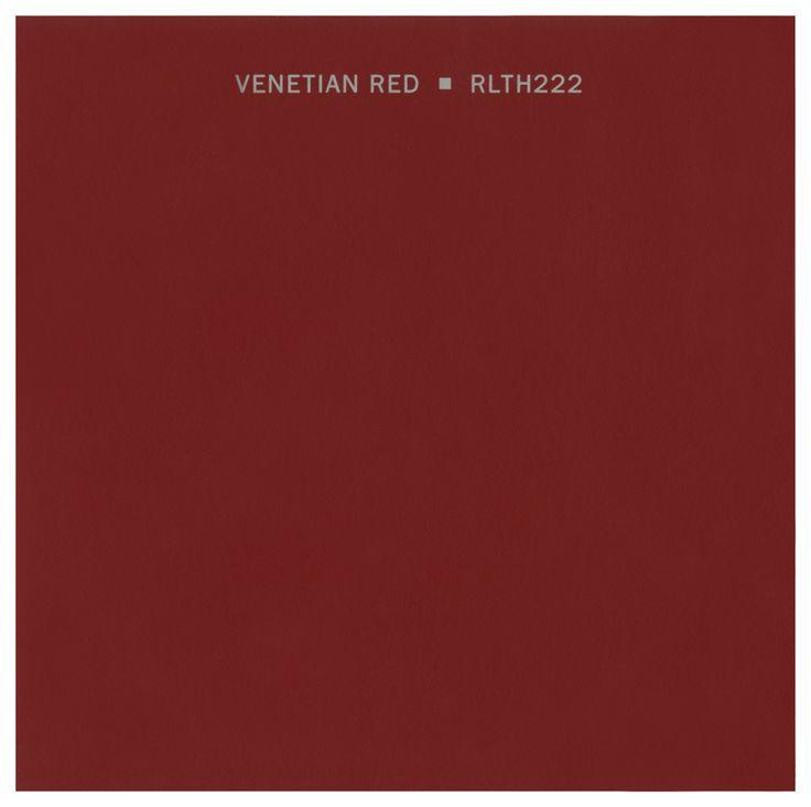 Ralph Lauren Venetian Red