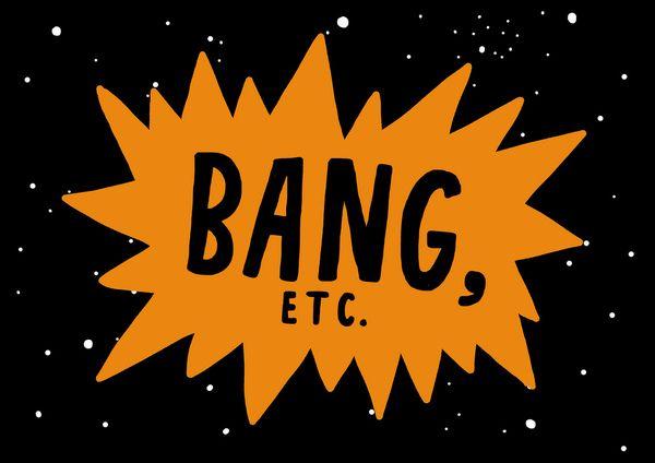 Big Bang, by Jenni Sparks — Designspiration