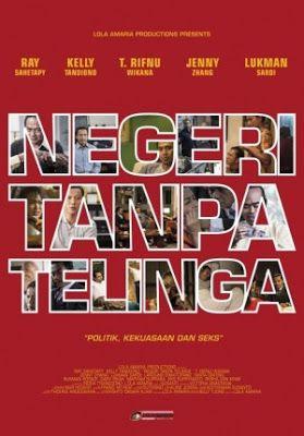 Negerti Tanpa Telinga Poster