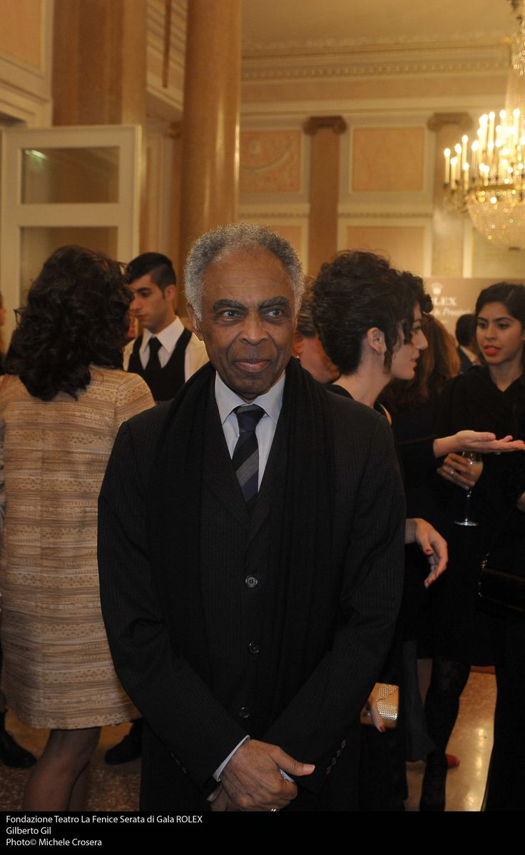 "Gilberto Gil #Rolex ""Mentor & Protégé, Arts Iniziative"" Gala Presentation Ceremony (October, 21st 2013)"