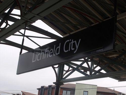 Lichfield+City+Station+-+sign