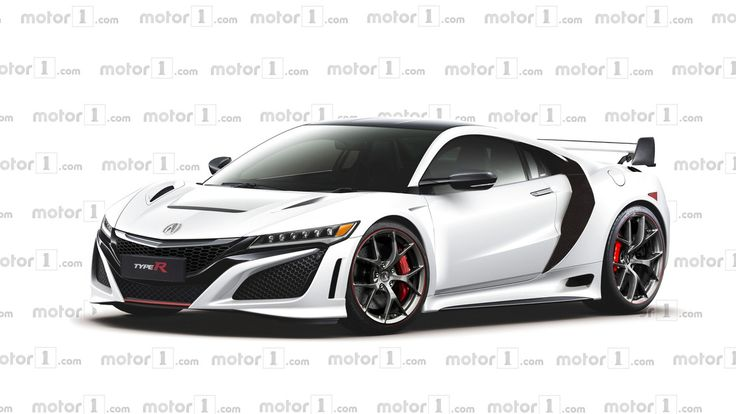 acura nsx type r to debut in october with 650 hp   200k