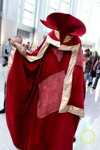 One of the best Doctor Strange cosplays I've ever seen! : Marvel