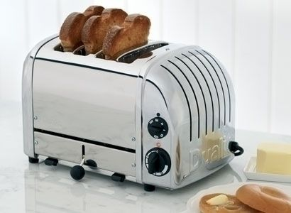 Dualit Toasters Made By Hand In England Consider These