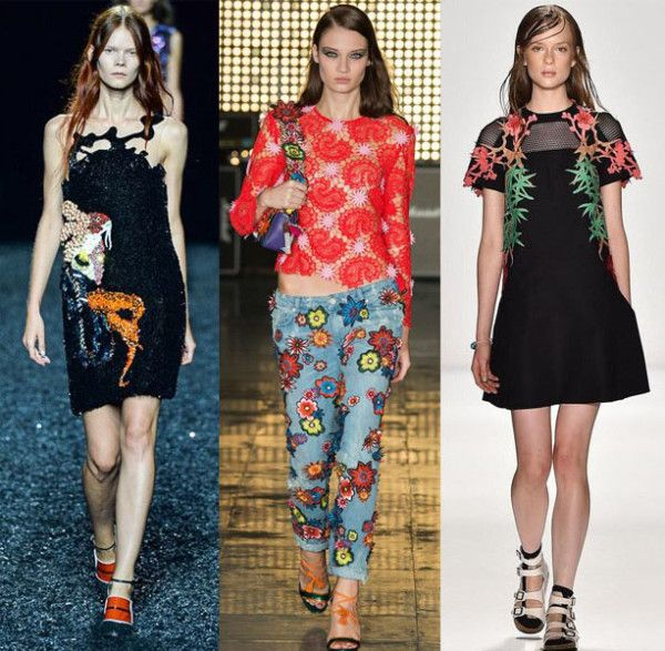 Spring 15 Breaking Trends: Appliques - Accessories Magazine