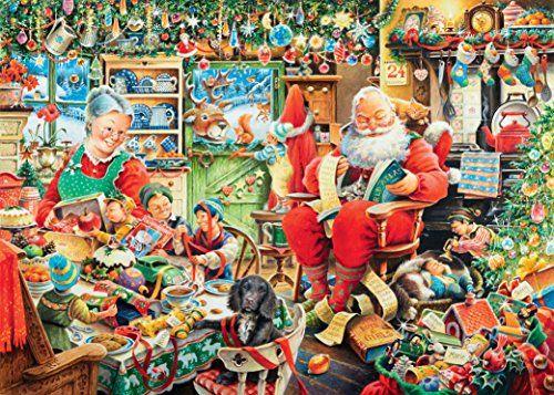 Ravensburger Christmas Jigsaw Puzzles puzzles Pinterest
