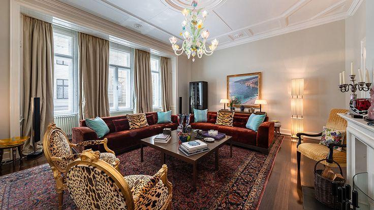 Elegant möblierte Altbauwohnung in der Beletage | Wien / Innere Stadt | OTTO I... - Luxusimmobilien Wien