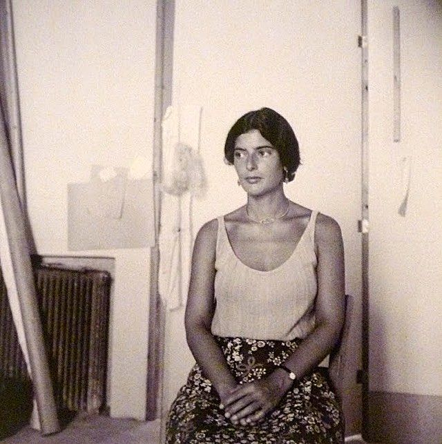 Despina, photographed by the Greek artist Yannis Tsarouchis in Paris in the 1970s. #art #artist #yannistsarouchis #greece