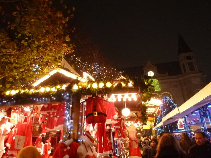 """Natale"", Luxembourg Central, Luxembourg, Novembre"