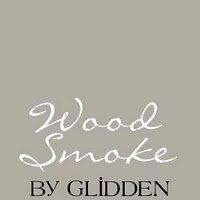 Wood Smoke  Glidden (popular On Several Blogs). Bathroom Paint ...