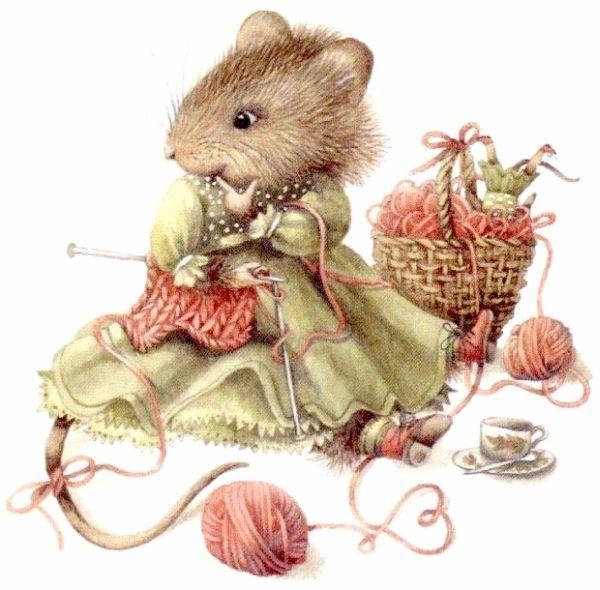 Картинки мышата для декупажа, живыми